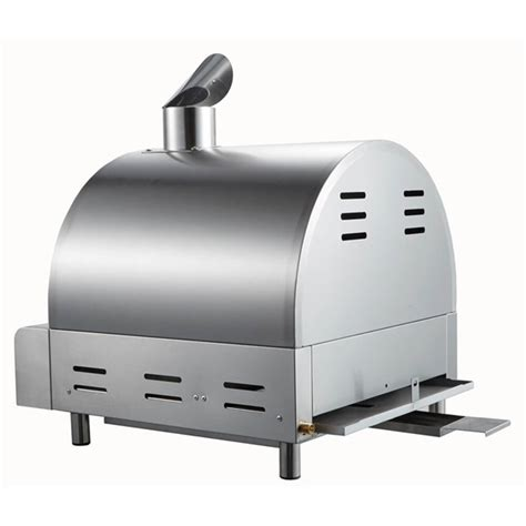 Oven Gas Mini stainless steel pizza oven for table top