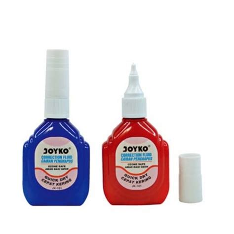 Joyko Correction Fluid Cf S205 tipe x correction fluid joyko jk 101 tip ex stipo