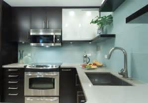 Glass Backsplash Ideas For Kitchens Remarkable Cheap Glass Tile Backsplash Decorating Ideas