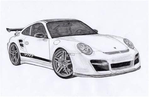 Porsche 911 Sketches by Porsche 911 Turbo V Rt By Jointshadow On Deviantart