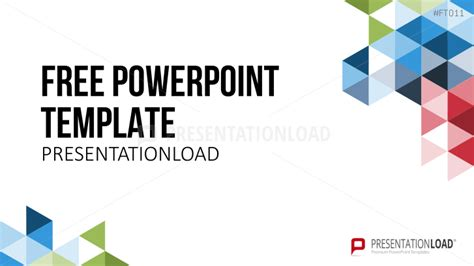Free Powerpoint Template Geometric Shapes Free Powerpoint Shapes