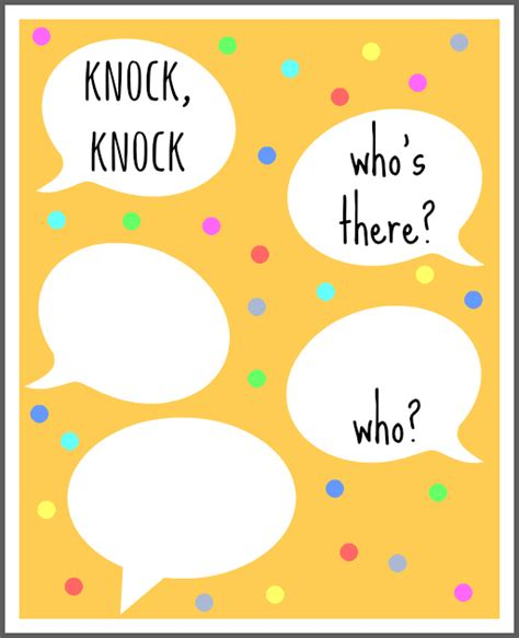 printable children s knock knock jokes 20 knock knock jokes for kids inner child giving