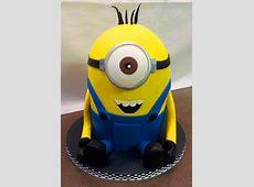 Minion Cakes – Decoration Ideas | Little Birthday Cakes Minion Despicable Me 2