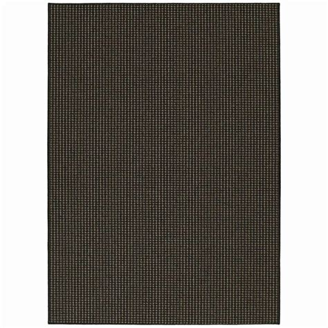 berber area rug home depot garland rug berber colorations black 7 ft 6 in x 9 ft 6 in area rug bc 00 ra 7696 15 the