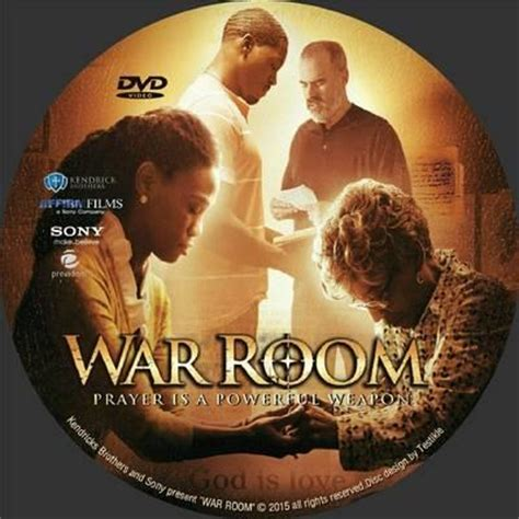 Room Dvd by War Room 2015 Dvd Disc Cover Id108448 Covers Hut
