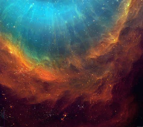 wallpaper galaxy eye galaxy edge