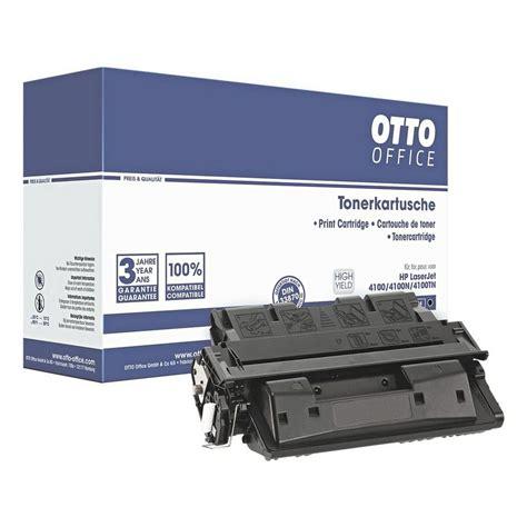 Toner Nr otto office standard toner ersetzt hp nr 61x 187 c8061x