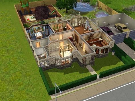 sims 3 6 bedroom house dramaqueen000 s the mini mansion a 7 bedroom 6 bathroom