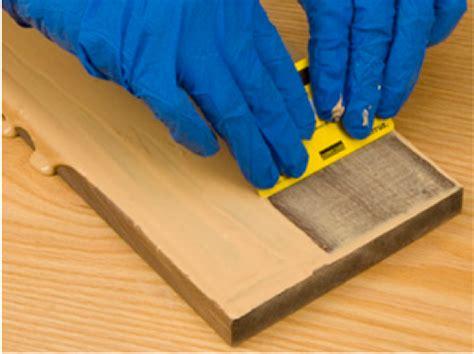 wood sealers grain fillers woodworking