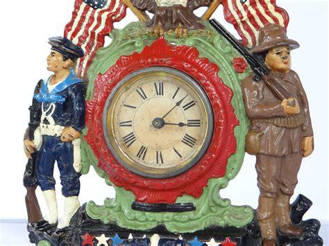 clock themes all patriotic clock