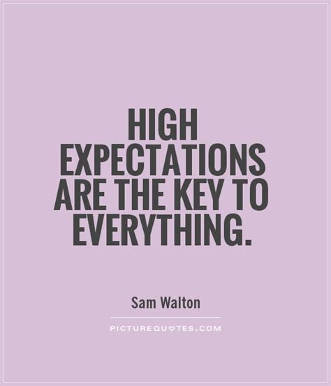 expectation quotes quotes on expectations quotesgram
