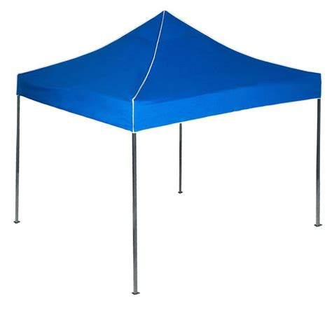 stalwart 10 ft x 10 ft canopy tent in blue 80 14 b the