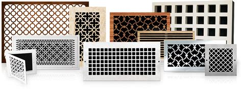 Home Air Ventilation: inspiring wood hvac grilles Wood