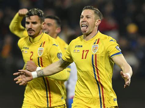 romania obtine primele puncte  calificarile pentru euro  onlinesportro