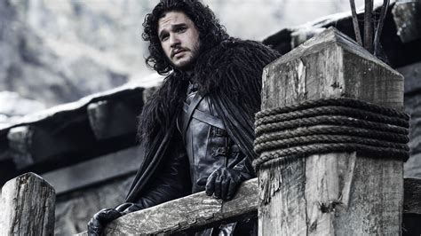 wallpaper jon snow game of thrones season 5 4k tv