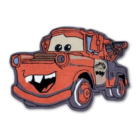 car shaped rug disney cars mater 3 shaped accent rug discontinued dycars234 the home depot