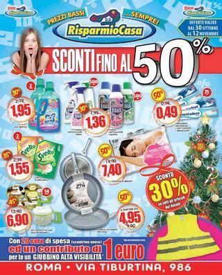volantino giocattoli risparmio casa volantino risparmio casa ottobre roma tiburtina by