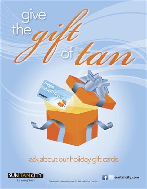 Tanning Gift Cards - sun tan city gift card wish list hint hint pinterest