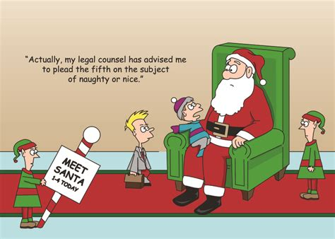 legal counsel christmas card lawyer attorney holiday cards