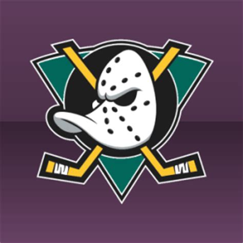 Kaos Anak Mighty Ducks Anaheim Logo polls ajhltol quarterfinals vote icethetics info