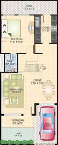 3d home design 20 50 15 x 40 duplex house plans
