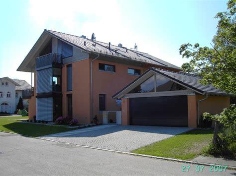 Einfamilienhaus Mit Doppelgarage Modern by Neubau Mit Doppelgarage