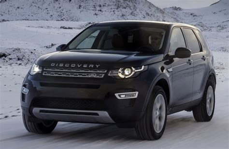 new land rover discovery 2015 front quarter view