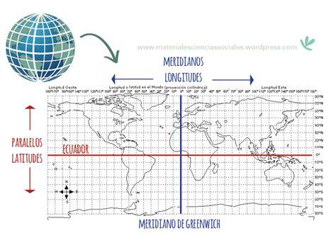 8 lugares insolitos y sus coordenadas en google maps meridianos y paralelos latitud y longitud aprende
