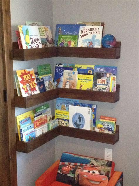 bookshelves in a boys room toby s room