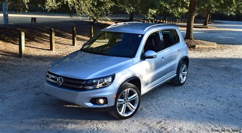 tiguan volkswagen 2016 2016 volkswagen tiguan r line 4motion road test review