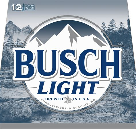Creative How Many Calories In Busch Light F50 On