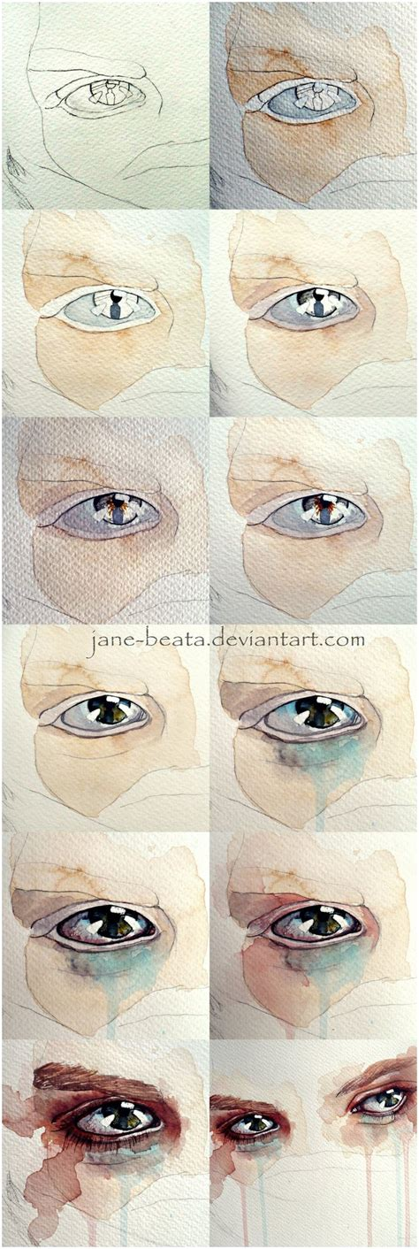watercolor eyeshadow tutorial 3698 best images about watercolor instruction on pinterest