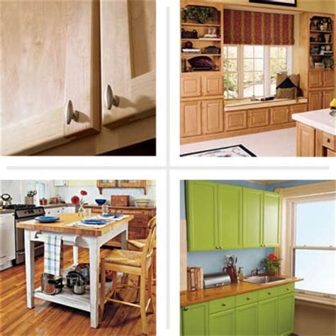 Sprucing Up Kitchen Cabinets | stylish and sensible storage 10 ways to spruce up tired