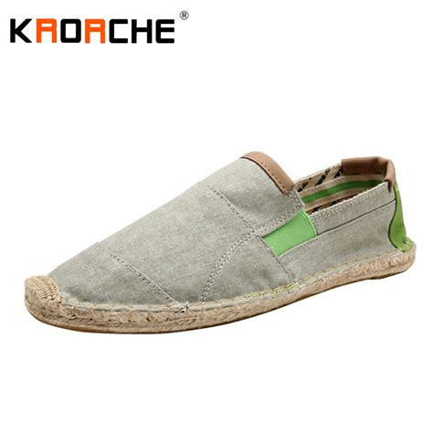 Fashion Shoes Import 5 new arrivals canvas flat shoes fashion espadrille size 5 5 9 5 summer cool lightweight