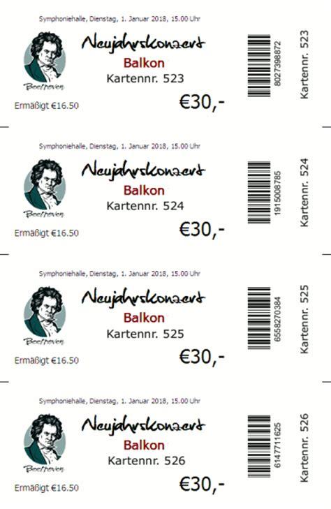 Word Vorlage Eintrittskarte ticketcreator eintrittskarten vorlagen tickets