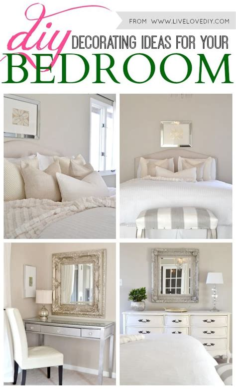 diy decorating ideas for bedrooms on a budget home