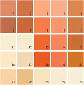 benjamin moore burnt orange shades of orange paint benjamin moore orange house paint