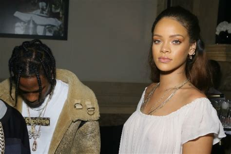rihanna s rejected travi scott collaboration for anti