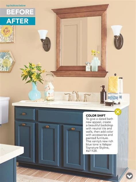 best type of paint for bathroom cabinets vanities neutral walls and painted bathrooms on