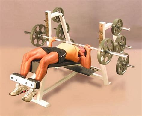 bench prees decline smith bench press images