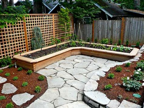 35 Genius Small Garden Ideas And Designs Small Raised Vegetable Garden