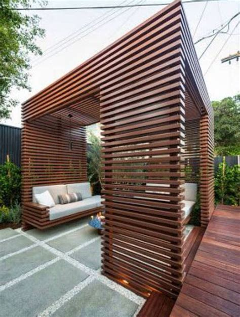 14 Amazing Backyard Pergola Ideas   Page 11 of 14   YARD