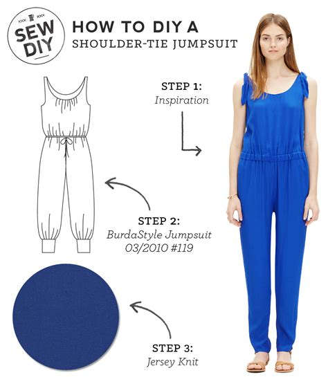 jumpsuit sewing pattern download diy outfit shoulder tie jumpsuit diy outfits sewing