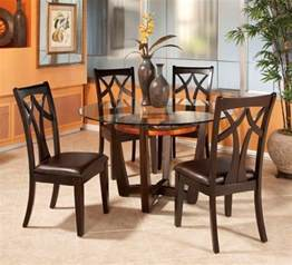 Circle Dining Table Set Dining Tables For 4 Chairs Set Furniture