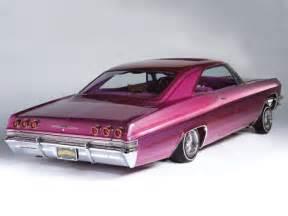 1965 chevy impala ss fantasia lowrider magazine