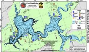 east fork lake