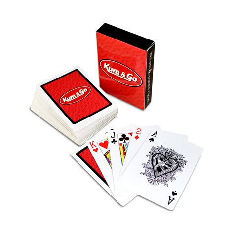 Kum And Go Gift Card - playing cards kum go retail