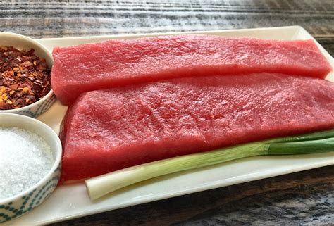 Tuna Loin Sashimi Grade whole foods sashimi grade tuna foodfash co