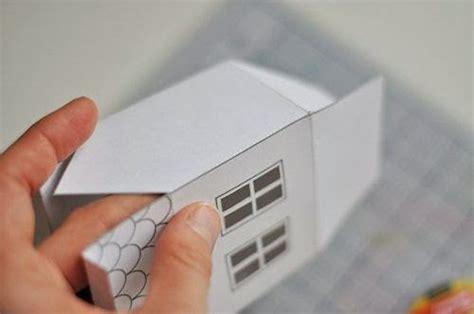 Teh Kotak Satu Kardus kerajinan tangan cara membuat kerajinan tangan dari kardus rumah mini