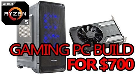 800 Dollar Gaming Pc 2017 by The Best Gaming Pc Build For 800 In 2017 Pc